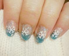 frozen nail Frozen Nails, Our Wedding, Hair Beauty, Nail Art, Ideas, Nail Arts, Thoughts, Cute Hair