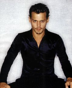 Johnny Depp Photo Shoots