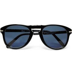 they fold so small i always forget about 'em (persol steve mcqueens)