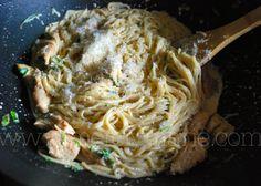 cajun chicken pasta in cream sauce