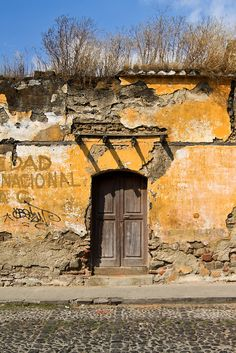 Antigua, Guatemala. by To Uncertainty And Beyond