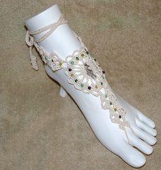 Barefoot Sandals-Beach Jewelry