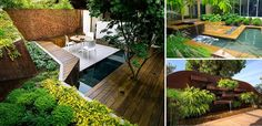 In this article, we look at 4 awesome examples of how people achieved excellence in small garden design.