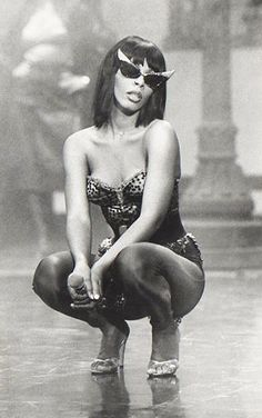 Donna Summer. flawless and fierce.