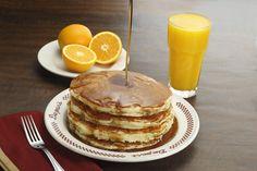 Breakfast for... um, breakfast, lunch and dinner.