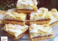 Főispánné remeke recept foto Good Food, Yummy Food, Kaja, Christmas Desserts, Cake Cookies, Biscotti, Cheesecake, Dessert Recipes, Cooking Recipes