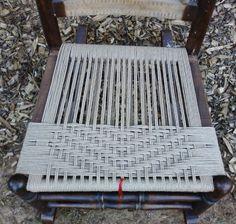 danish cord weaving