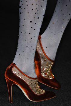 velvet and sparkles / zac posen