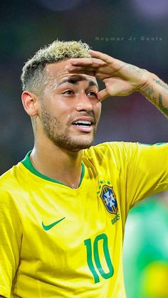 Cristiano Ronaldo Hd Wallpapers, Neymar Jr Wallpapers, Gaming Wallpapers, Brazil Football Team, Neymar Football, Neymar Barcelona, Madrid Barcelona, Paris Saint Germain Fc, Neymar Pic
