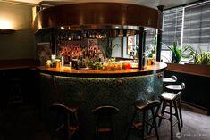 Lone Palm coktails bar - Paris - Station cocktail - Mise en place - Agencement bar