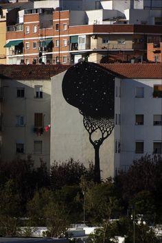 Nightsky tree by Sam3