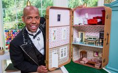 DIY Suitcase Dollhouse - Home & Family
