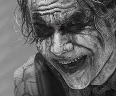 Joker - byDaniel Martin Artist: Tumblr|| DeviantART|| Behance