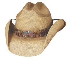 794ca2f385b94 Southern Comfort Straw Cowboy Hat