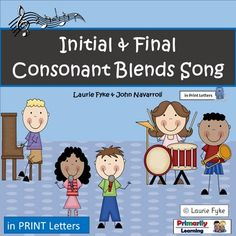 Phonics | Blends Song | mp3