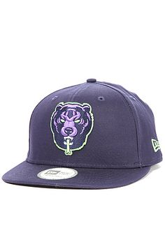 The Death Adders New Era Snapback in Navy 5da181c33e54