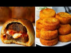 9 Delicious Dough Balls and Dippers - YouTube