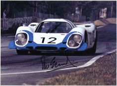 Porsche 917 - 1969 - Fastest lap at Le Mans
