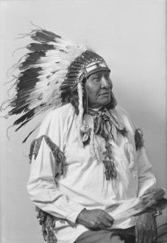 Yellow Calf - Northern Arapaho - 1927