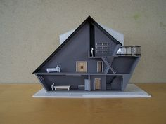 House Architecture model.