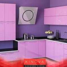 Te imaginas empezar el año con tu cocina del mismo color...