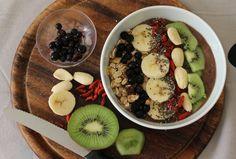 La colazione del momento: le smoothie bowls
