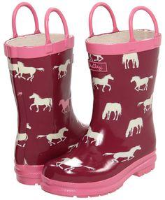 Hatley Kids Toddler Rain Boots.