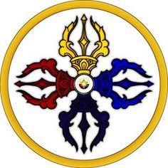 Vadzsra Dordzse legfőbb szimbóluma