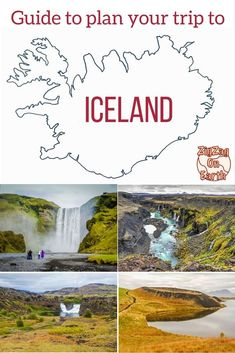 Iceland Travel Guide - How to plan your trip to Iceland: where to go, for how long, how to get around, where to stay, what to see and do... | #Iceland | Iceland road trip