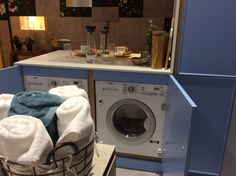 Casa Decor 2016, Tree Branches, Washing Machine, Art Pieces, Home Appliances, Glamour, Organization, How To Make, Home Kitchens