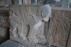 Hittite  relief,  Turkey