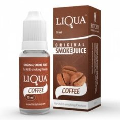 E-liquide LIQUA goût Café Emballage  Parfait Le flacon est fabriqué à partir d'un matériel de haute qualité qui ne se cassera pas et ne coulera pas.