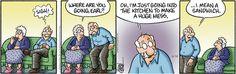 Pickles Comic Strip, June 10, 2014 on GoComics.com