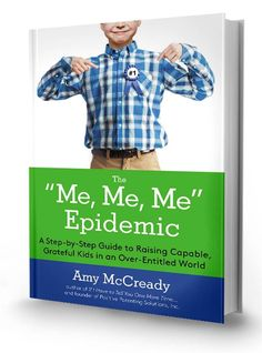 """""""The 'Me, Me, Me' Epidemic"""" book cover"""
