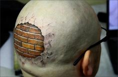 Insane 3D tattoos
