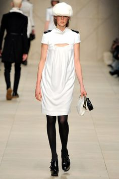 Burberry Prorsum Fall 2011 Ready-to-Wear Collection on Cbamd.com