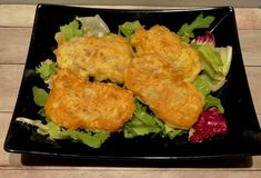 Ryba w cieście serowym - Blog z apetytem Food And Drink, Fish, Chicken, Meat, Ethnic Recipes, Blog, Pisces, Blogging, Cubs