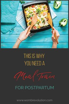 Optimal nutrition is an essential part of postpartum care. Setting up a meal train helps delegate this important task to friends and family who would love to support your healing and recovery! Meal Train, Postpartum Care, Recovery, Revolution, Healing, Parenting, Nutrition, Posts, Meals