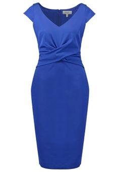 Blue dress zalando outlet – Woman dresses line Blue Dresses, Dresses For Work, Woman Dresses, Cheap Cocktail Dresses, Cobalt Blue Dress, Special Occasion, Party Dress, Short Sleeve Dresses, Style Inspiration