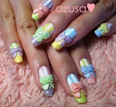 [ad#ad_2] Experts try exploring the different techniques and tools by which nail art may appear to be creative and innovative. Applying the same nail art desig