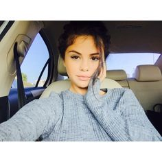 Selena Gomez is a true stunner with or without makeup