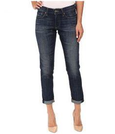 Lucky Brand Sienna Slim Boyfriend in Beach Break (Beach Break) Women's Jeans