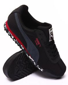 Roma Rugged Sneakers by Puma @ DrJays.com