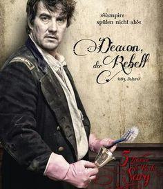 Jonny Brugh as Deacon- 5 Zimmer Küche Sarg