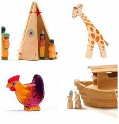Paul & Paula: Ostheimer, timeless wooden toys