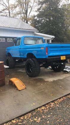 1967-79 Ford Truck FLAT Window Kit Vintage Roll Up Custom Motors electric