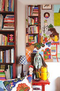 Eclectic Maximalism in Melbourne — House Tour Melbourne Apartment, Melbourne House, Maximalist Interior, Cosy Home, Interiors Magazine, Eclectic Decor, Cheap Home Decor, Home Decor Accessories, Bohemian Decor