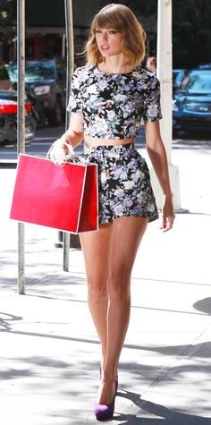 55 Reasons Why Taylor Swift Is a Street Style Pro | thebeautyspotqld.com.au