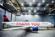 Delta go on a spending spree for the greater good, and even take time to say thank you to their 90,000 staff | TheDesignAir