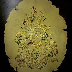 sazyolu ile ilgili görsel sonucu Illuminated Manuscript, Embroidery Patterns, Decorative Plates, Drawings, Flowers, Design, Chinese Art, Needlepoint Patterns, Draw